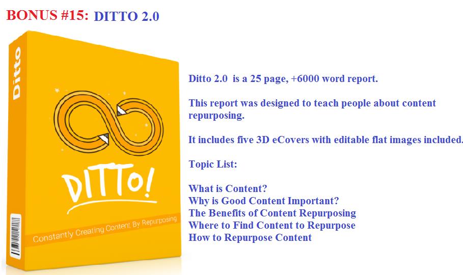 DIITO 20 15
