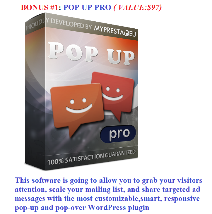 bonus 1 pop up pro