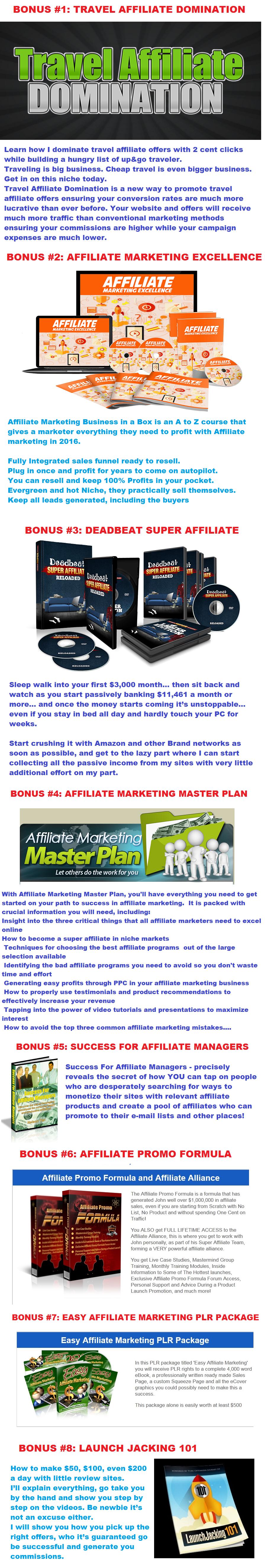 bonus affiliate titan