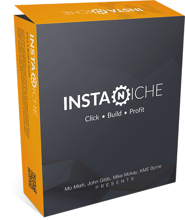 InstaNiche Review & Bonus & Discount