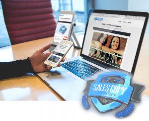 sales copy academy