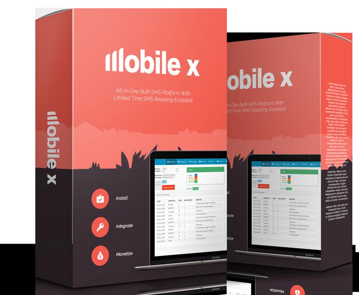 Mobile X Review – Bonus – Discount