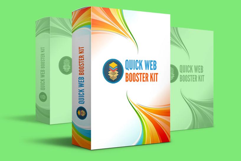 QUICK WEB BOOSTER KIT REVIEW – BONUS- DISCOUNT
