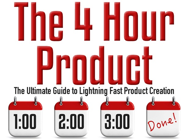 4 Hour Product Review & Bonus