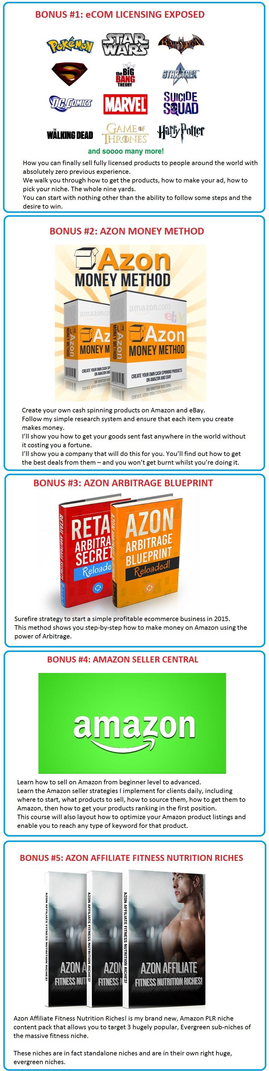 instantazon bonus
