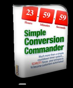 simple conversion commander review