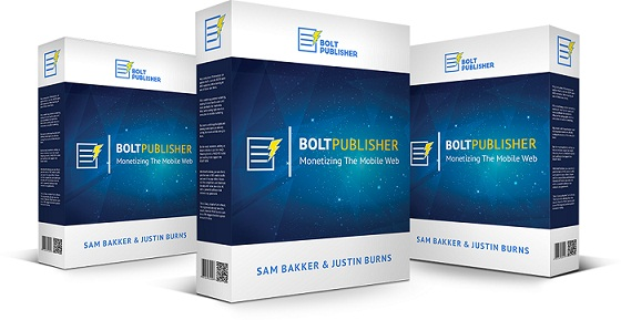 Bolt Publisher Review & Bonus & Discount