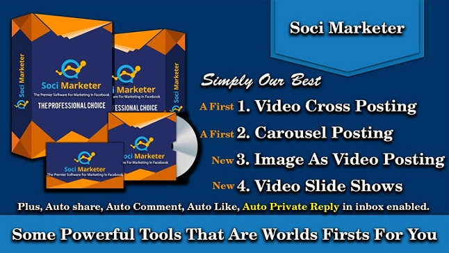 Soci-Marketer Review