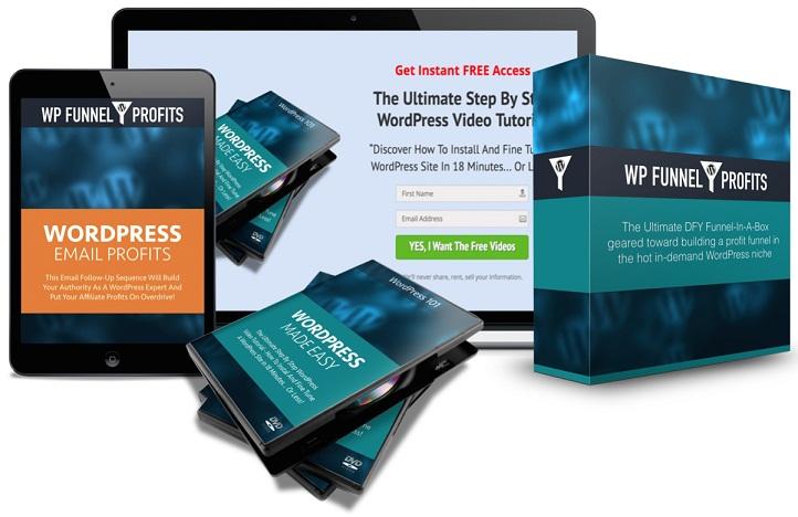 wp funnel profits review