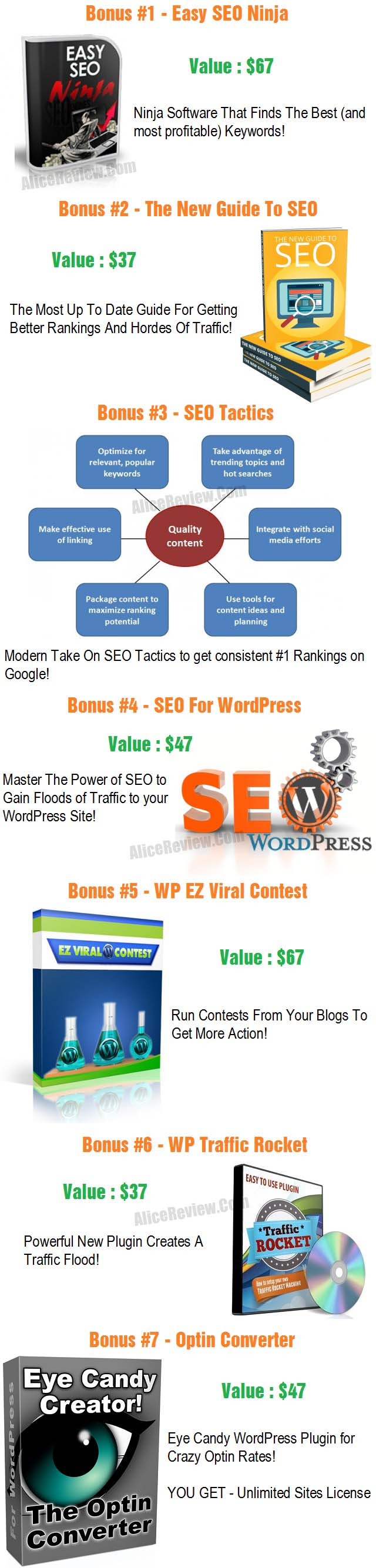 WP Backlink Machine Bonus