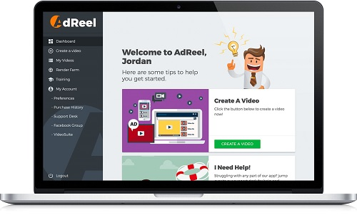 AdReel-review