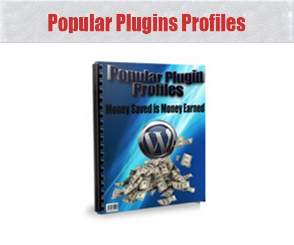 Popular Plugins Profiles