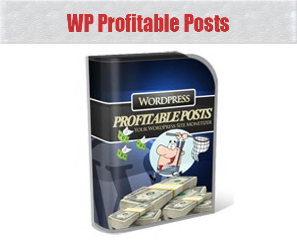 WP Profitable Posts