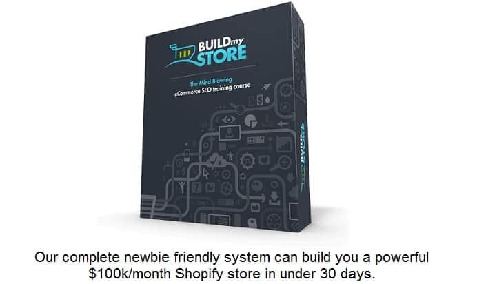 Build My Store