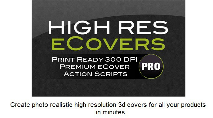 High Res eCovers Pro