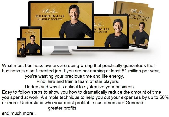 Million Dollar Business Secrets