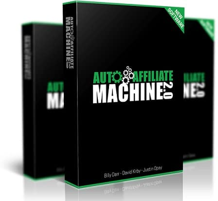Auto Affiliate Machine 2.0 Review & Discount