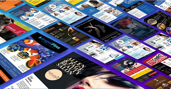 Eazy Flyers Review & Bonus – 70 Brand New Pro Quality Local Business Flyers