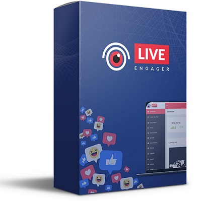 Live Engager Review & Bonus – From Zero Fanpage Leads To Thousands At Warp Speed!