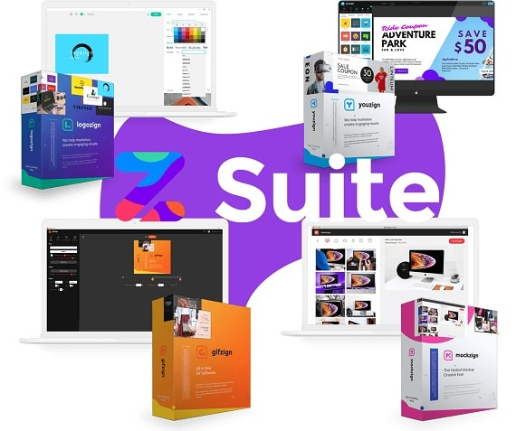 zSuite Review – Stop Paying Recurring Fees For Design Apps