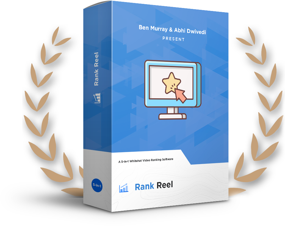 Rank Reel Review & Bonus – A 5-in-1 Whitehat Video Ranking Software.
