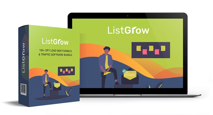 ListGrow Review – 100+ DFY Lead Funnels To Grow Your List