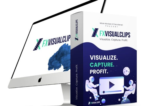 Fx Visual Clips Review & Bonus- Create Stunning Videos For Use In All Aspects of Online Business.