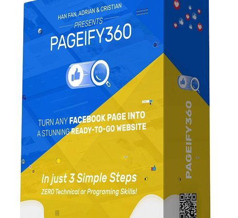 Pageify360 Review & Bonus – Creating a Website in 3 Simple Steps