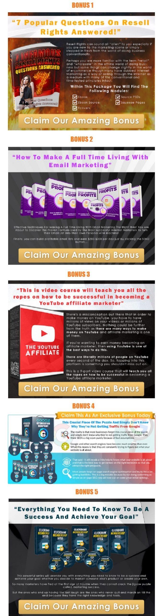 Get WebinarKit Bonus