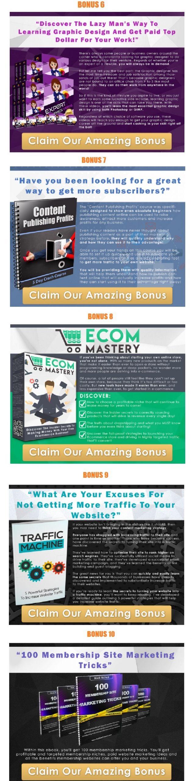 5CloudHost bonus