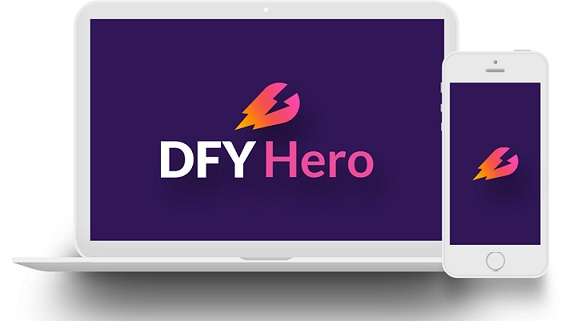 DFY Hero 2.0 Review & Bonus – 100+ DFY Websites, Pages, Ecom Stores And Blogs inside!