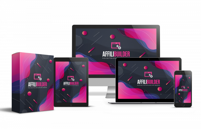 AffiliBuilder Review & Discount- All-In-One affiliate site creator.