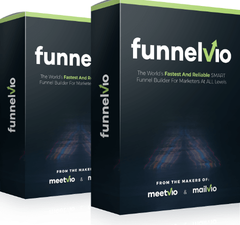 Funnelvio Review & Bonus – Reliable & Fast 'Smart Funnel' Builder With A Built-In Checkout System