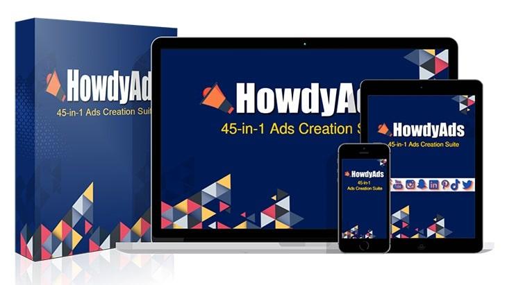 HowdyAds Review & Bonus