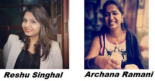 Reshu Singhal -Archana Ramani