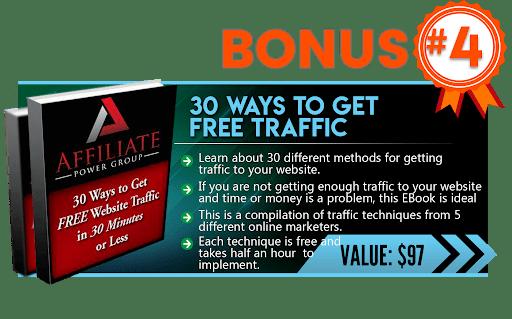 30 Ways to Get Free Traffic