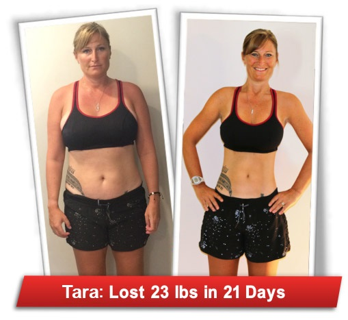 Flat Belly Fix customer review